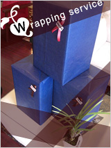Wrapping service
